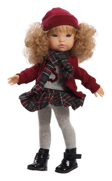 Realistická panenka Inka od firmy Berjuan