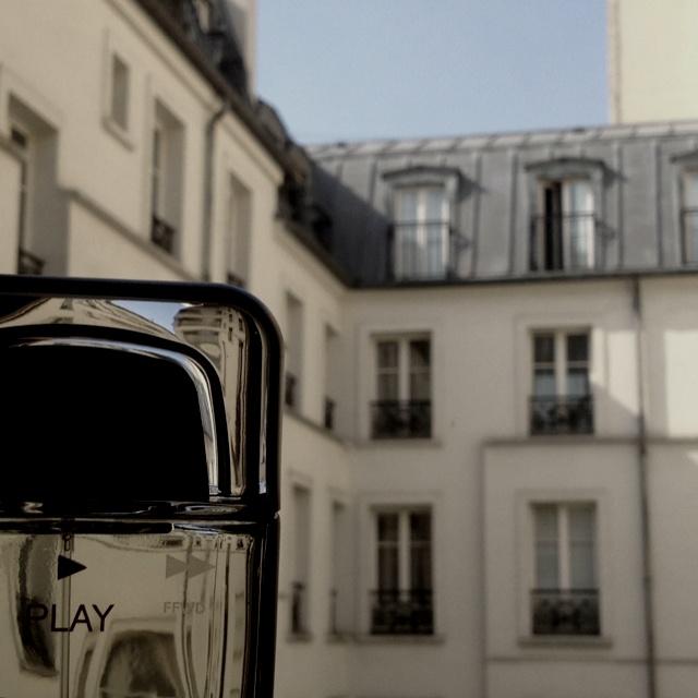 Spring fragrance.