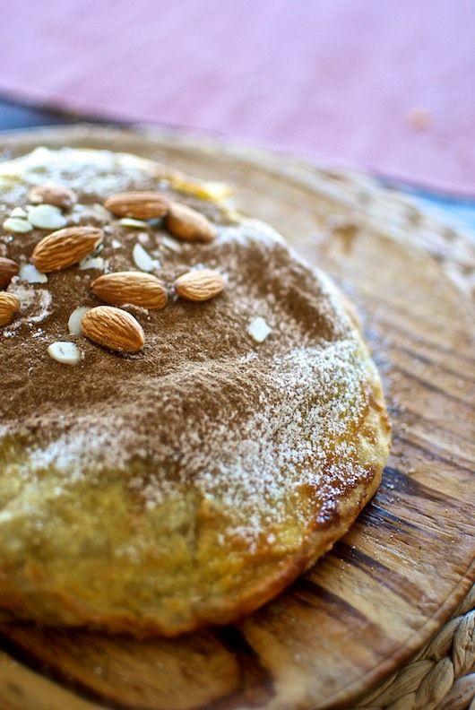 Pastela o bastila, receta marroquí con Thermomix