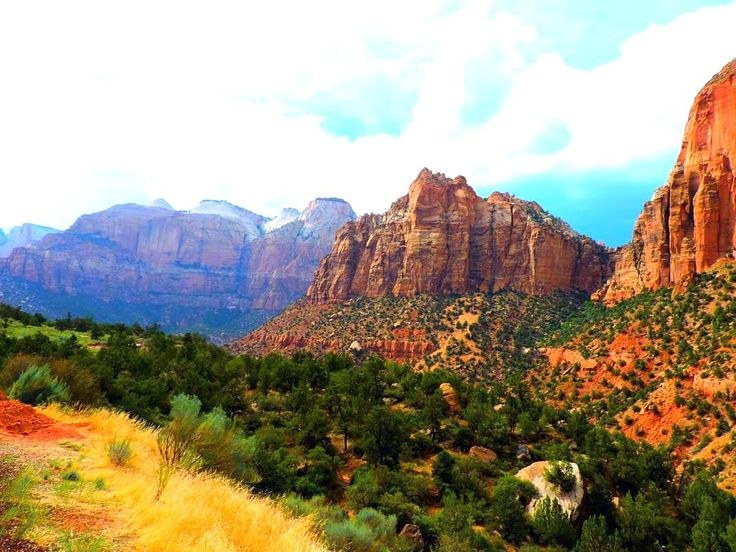 1 hr Pit Stop in Kolob Canyon - Jessica Out West