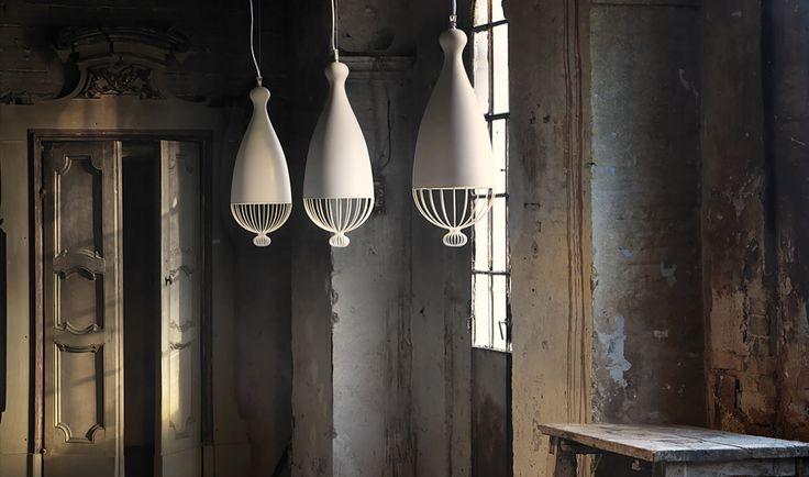 Lampenserie geïnspireerd op Italiaanse huizen   | roomed.nl