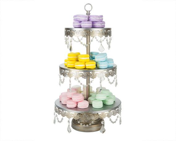 1000 ideas about 3 tier cupcake stand on pinterest tiered cupcake stand cupcake stands and. Black Bedroom Furniture Sets. Home Design Ideas