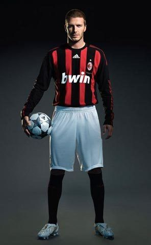 Soccer- David Beckham