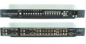 Multi Video Format Routing Switcher, SB-3866 provides high quality and consumes less power.