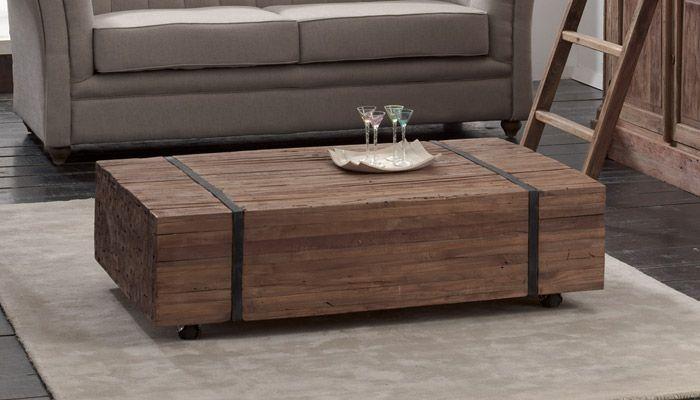 table basse trinidad coktail scandinave home pinterest. Black Bedroom Furniture Sets. Home Design Ideas