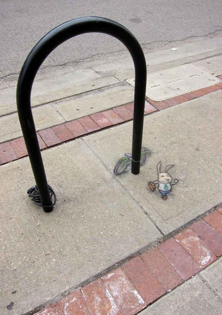 Best Where The Streets Have No Name Images On Pinterest - David zinns 3d chalk art adorably creative