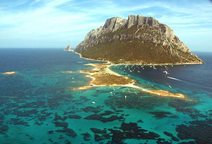 Sardegna - Tavolara - Area marina protetta