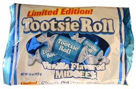 Vanilla Tootsie Rolls 16oz