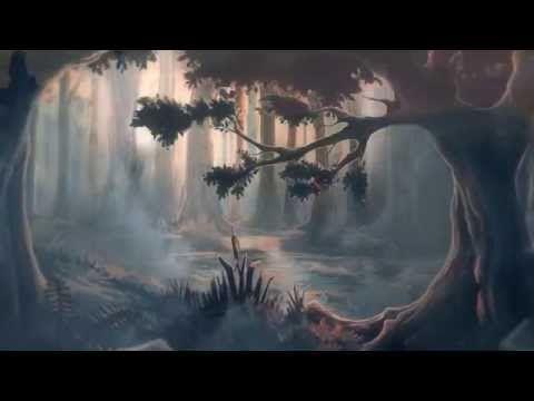 Der Erlkönig (animation) - YouTube