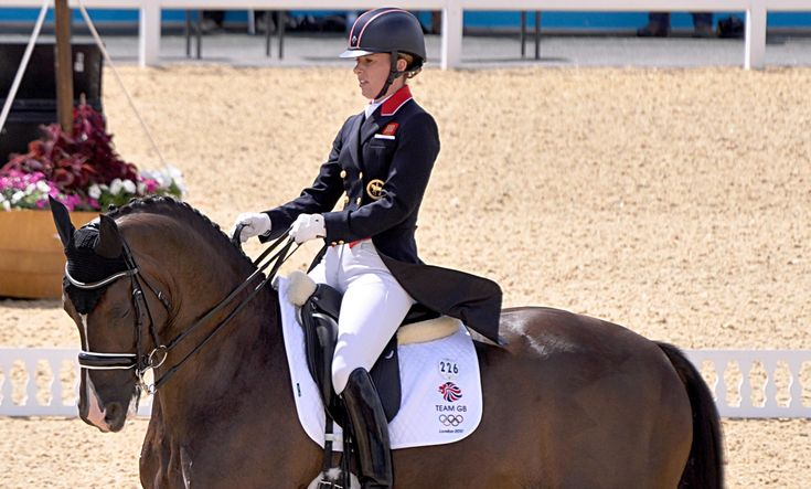 The British Dressage Team is currently in the process of defending its Olympic…