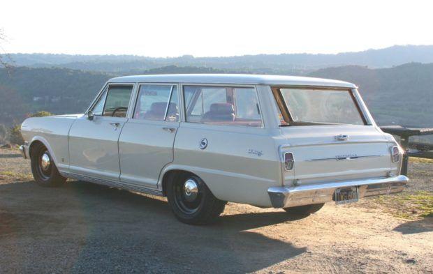 Ls1 Powered 1963 Chevrolet Nova Wagon Chevrolet Nova Chevy Nova