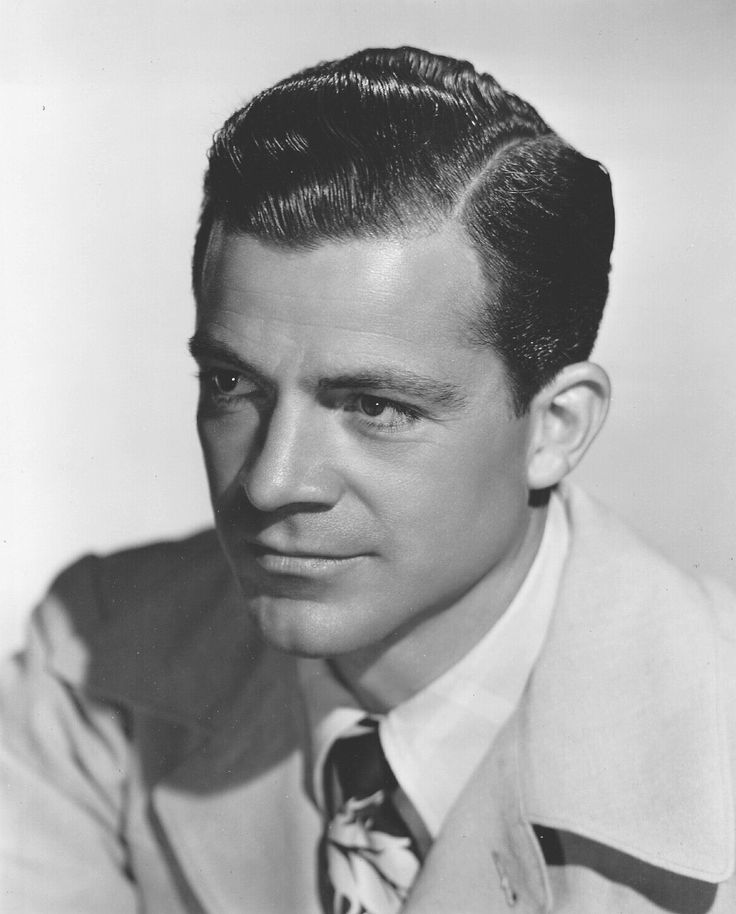 """DANA ANDREWS...""""LAURA"""" (1944)...""""THE BEST YEARS OF OUR LIVES"""" (1946)"""