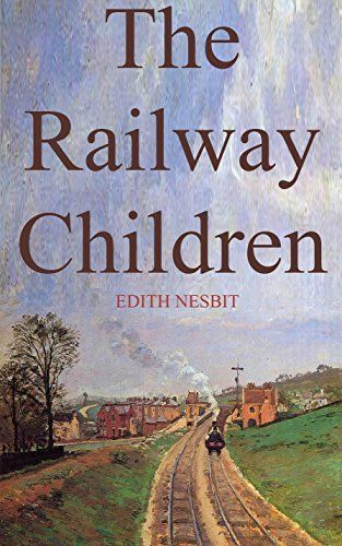 The Railway Children Book Cover : Best images about the railway children edith nesbit