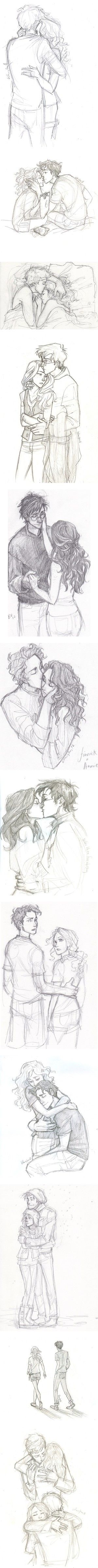Drawings by Burdge :) by singmesoftlytosleep on Polyvore featuring fillers, drawings, doodles, couples, sketches, text, quotes, saying, scribble and phrase
