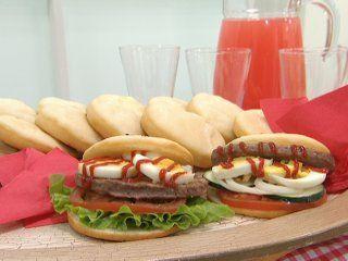 "Receta:Silvina Rumi | Pan de hamburguesa ""aptos para celíacos"" | Utilisima.com"