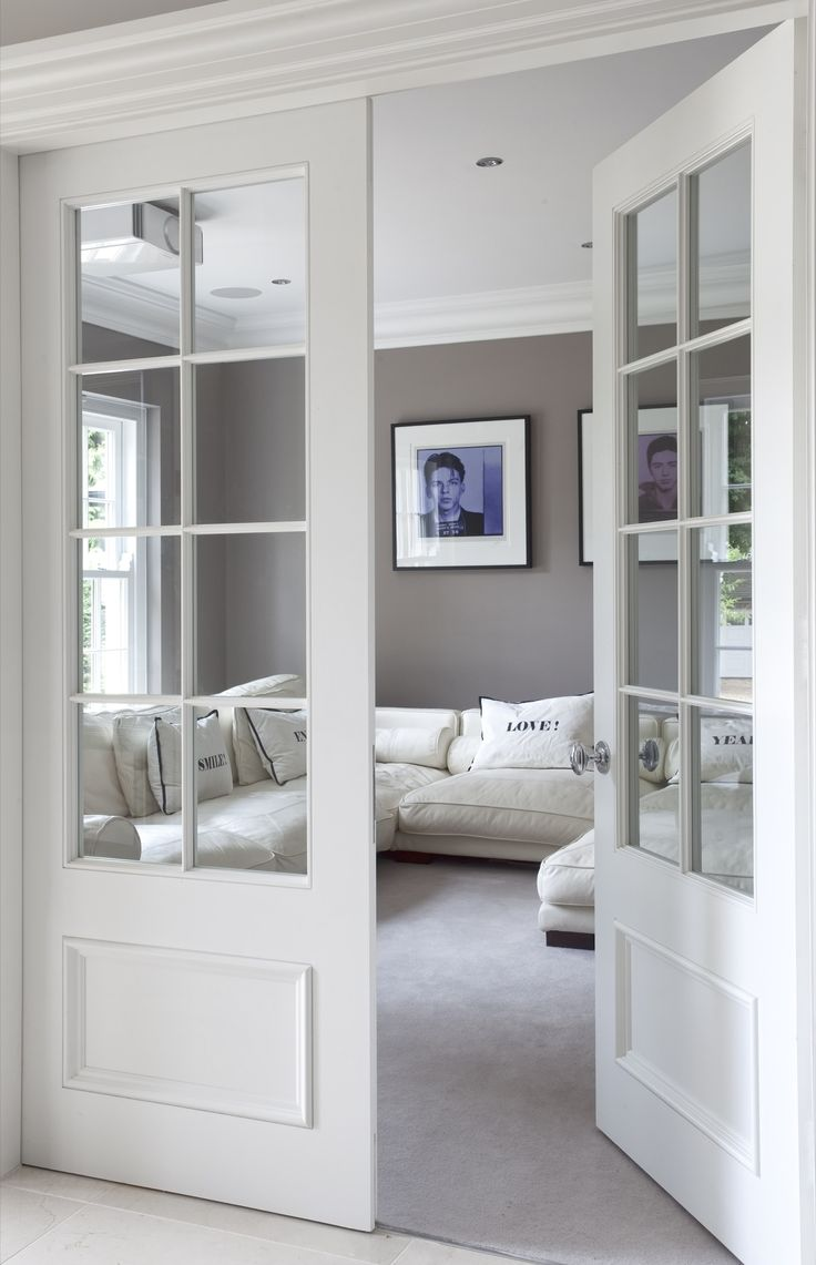 Best 25 double glazed window ideas on pinterest - Double interior doors with glass ...