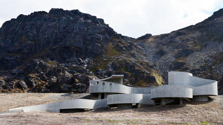 Havøysund Tourist Route by Reiulf Ramstad Architects: Reiulf Ramstad, Ramstad Architects, Tourist Route, Architecture, Landscape, National Tourist, Norway, Havøysund Tourist