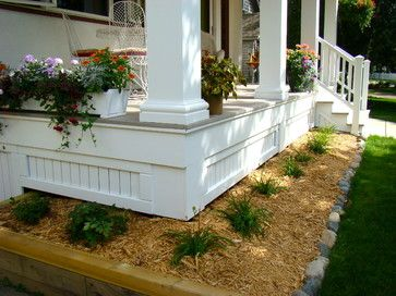 Craftsman Porch Design, Pictures, Remodel, Decor and Ideas - page 7