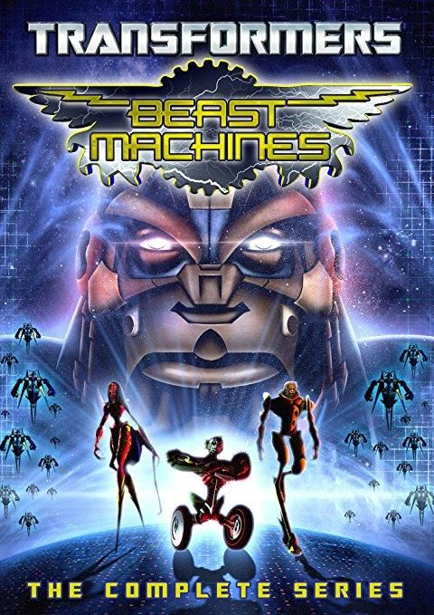 Garry Chalk & Steve Sacks - Transformers Beast Machines: The Complete Series