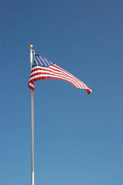 what the american flag represents