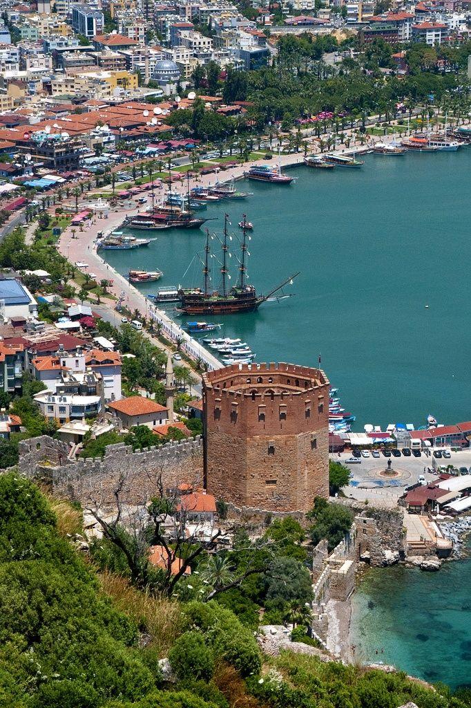 alanya turkey | Alanya, Turkey.