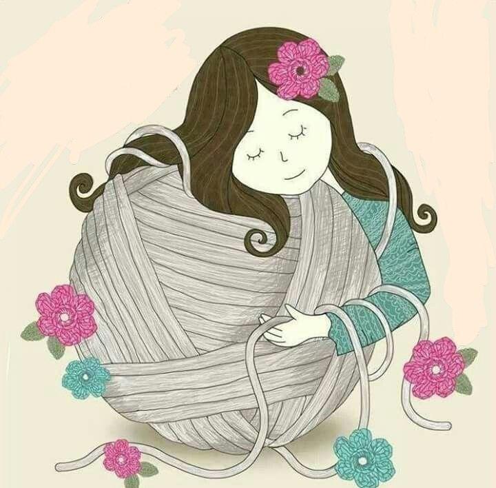 Лучшей, прикольные картинки про вязание