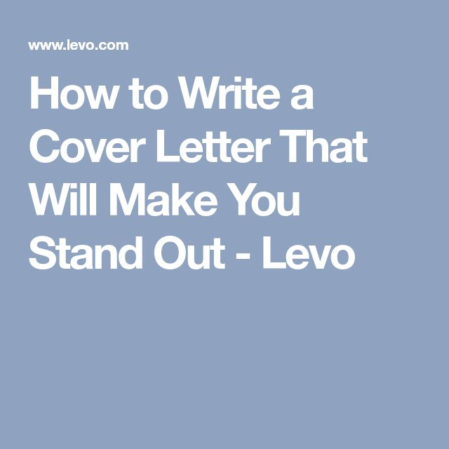 Best 25+ Writing a cover letter ideas on Pinterest Cover letter - how to write cover letters