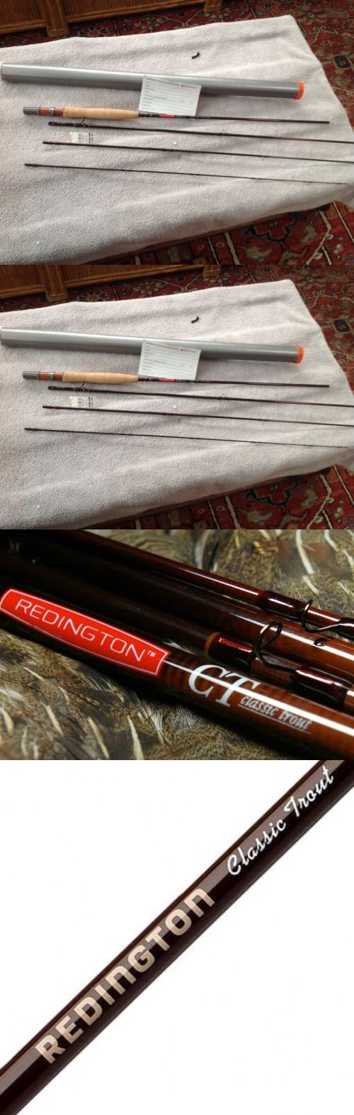 Fly Fishing Rods 23819: New Beautiful Redington Classic Trout Fly Rod 9054-5 Wt.,Warranty , Last 2 -> BUY IT NOW ONLY: $99.95 on eBay!
