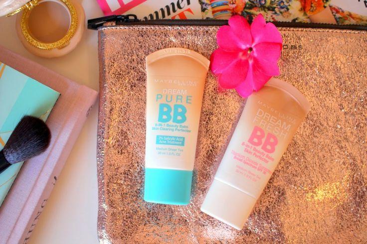 maybelline dream fresh bb cream review, maybelline dream pure bb cream review