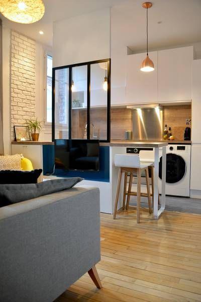 miniature Un 28 m2 sur mesure, Boulogne-Billancourt, Projets d
