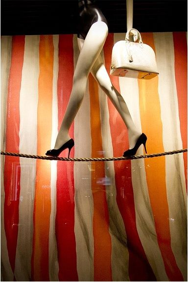 Top 10 Shoe Window Display ideas   The Mannequin Madness Blog