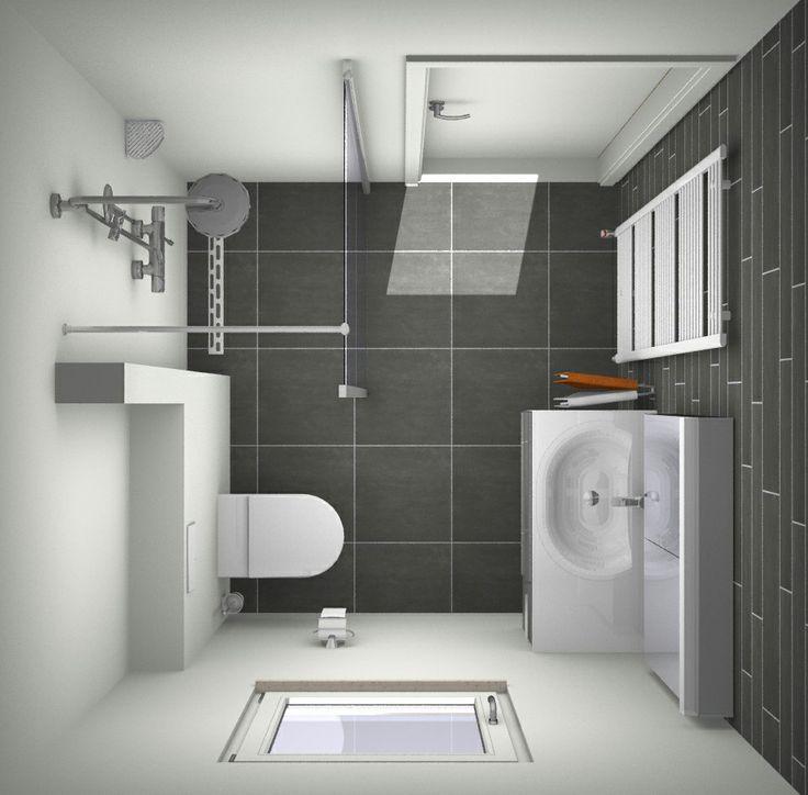 25 beste idee n over kleine ruimte ontwerp op pinterest klein huis interieurs zolder huis en - Idee amenagement zolder klein volume ...