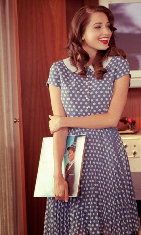 25  Best Ideas about Retro Dress on Pinterest | Vintage black ...