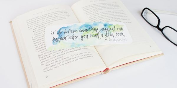 Bookmark Printables -  Jane Austen [08.08]  @Remodelaholic