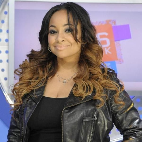 Raven Symone...luv the colour