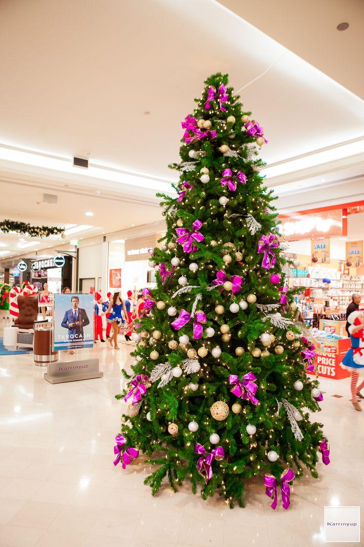 Karrinyup Shopping Centre's Santa Arrival Parade 2016 @karrinyup