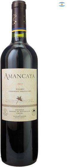 As reputadas Bodegas Caro são o projeto conjunto de dois dos maiores nomes do mundo do vinho: Catena Zapata e Château Lafite-Rothschild. Desde sua primeira safra tem recebido incríveis elogios da imprensa especializada internacional, consolidando-se como um dos grandes ícones do vinho na América do Sul. O melhor vinho da casa é o Caro, um maravilhoso corte de Cabernet Sauvignon 70% e Malbec 30% Sobre o Amancaya 2012 750mll- Conteúdo: 750ml- Tipo: Tinto- Serviço: 16°C - 18°CElaboração…