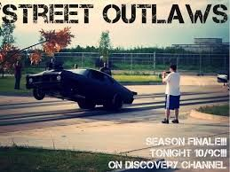 Reality Show Outlaw Street Racing