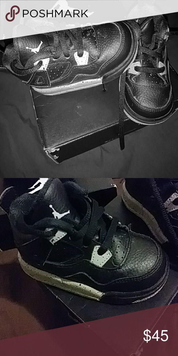 Jordan Retro 4 Oreo 4s Shoes Sneakers