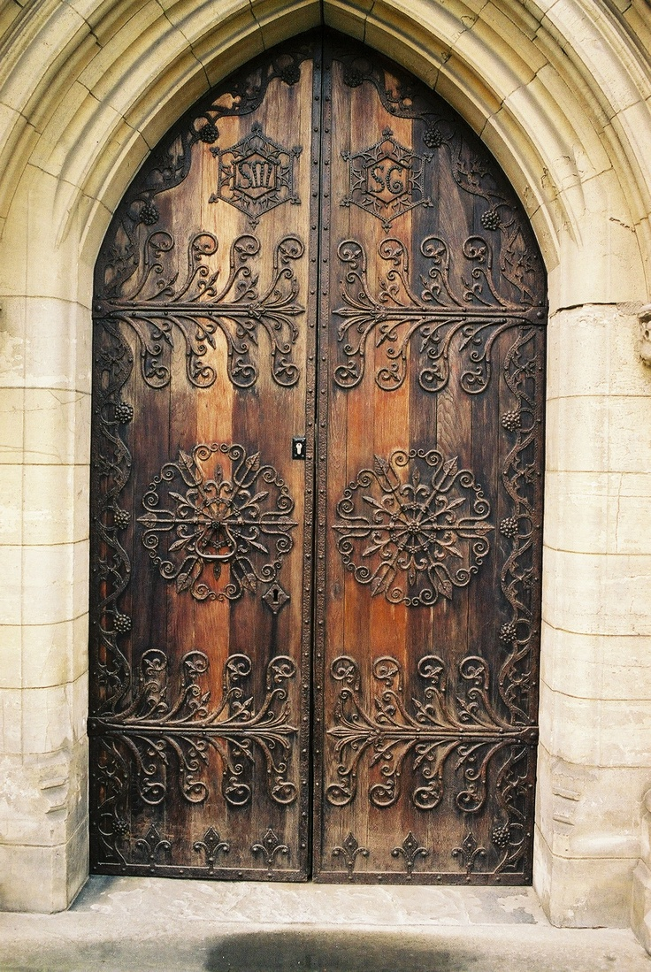 Another door at Selby Abbey by Cherry Jackson. CherryHardware & 83 best Selby Abbey images on Pinterest | August 2013 Cathedrals ... pezcame.com