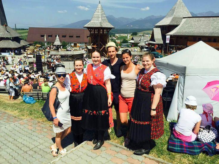 Východná 🇸🇰-folklórne slávnosti 💖