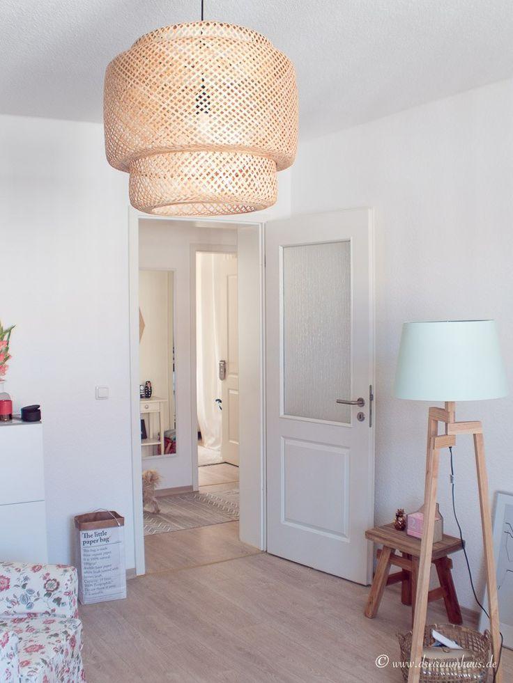 dreiraumhaus wohnung altbau living ikea hittarp interieur interior schoener wohnen-21