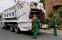 RBL. El Servicio de Recolección, Barrido y Limpieza,  consiste en la recolección de residuos principalmente sólidos e incluye las actividades complementarias de transporte, tratamiento , aprovechamiento y disposición final de mismos.