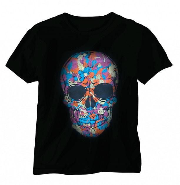 Jungle Fever Skull T-shirt