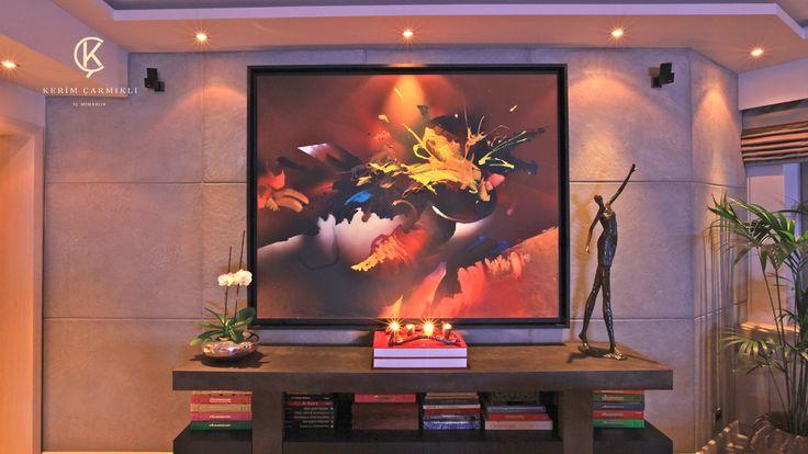 AKMERKEZ EVİ / 2012   Kerim Çarmıklı İç Mimarlık Ofisi   İç Mimari Proje#home#interior design