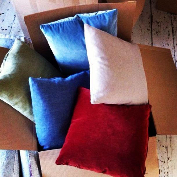 Gorgeous velvet cushions for our photo shoot #velvet #cushions #photoshoot