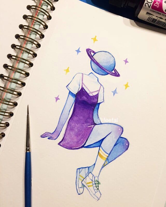 Space kiddo