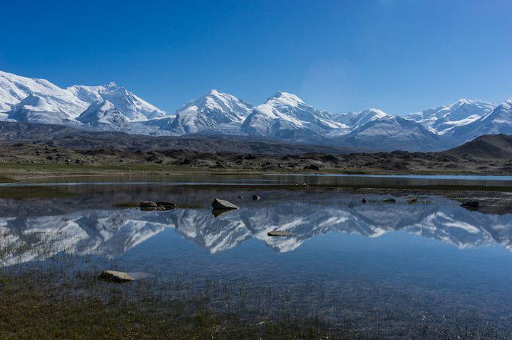 Karakul To Mutzagh Ata – Trekking The Karakoram Highway