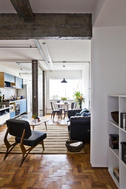 Apartamento Roosevelt / INÁ Arquitetura | ArchDaily Brasil Part 79