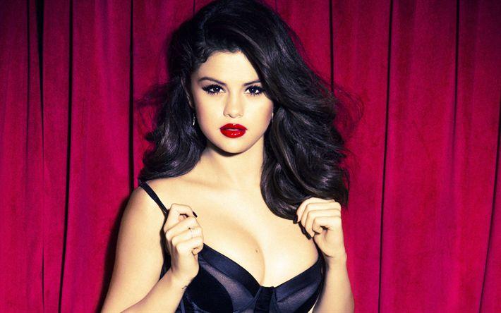 Download wallpapers Selena Gomez, 2018, photoshoot, Maxim, superstars, american singer